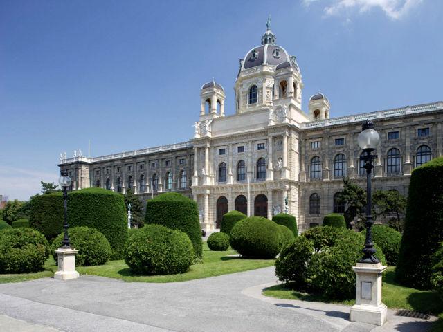 Viena - Museo de Historia del Arte