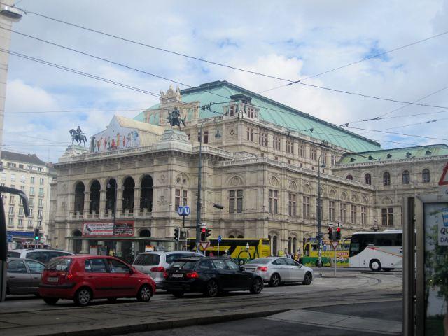 Que visitar en Viena - Opera