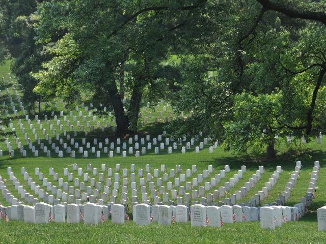 Washington - Cementerio Arlington