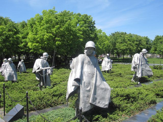 Washington - Memorial Guerra Corea