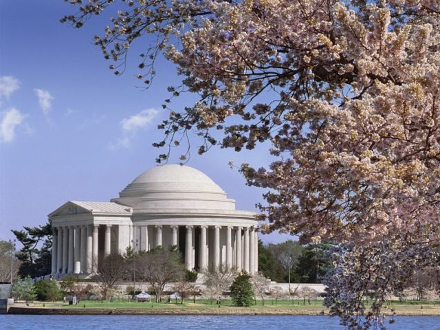 Washington - Memorial Thomas Jefferson