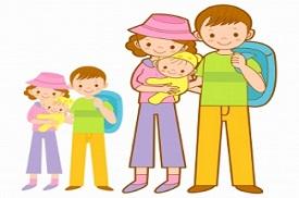 12 mitos - Viajar en familia