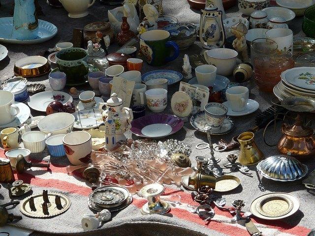 Visitar la Feira da Ladra, el mercado más interesante de Lisboa