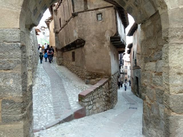 visitar Albarracin en un dia