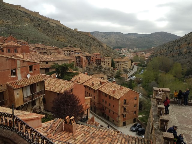 Albarracín – Muralla