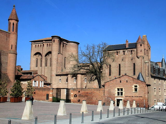 Albi - Palacio Berbie - Museo Toulouse Lautrec