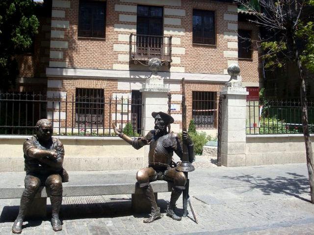 Que hacer en Alcalá de Henares - Casa Natal Cervantes