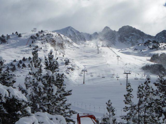 Andorra - Estación Grandvalira