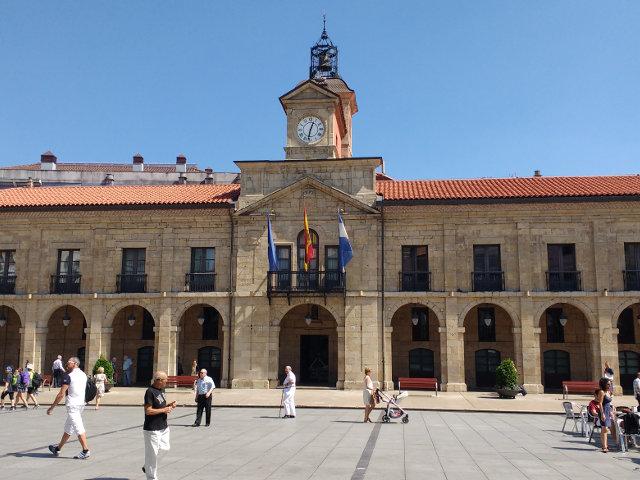 Asturias - Avilés - Ayuntamiento