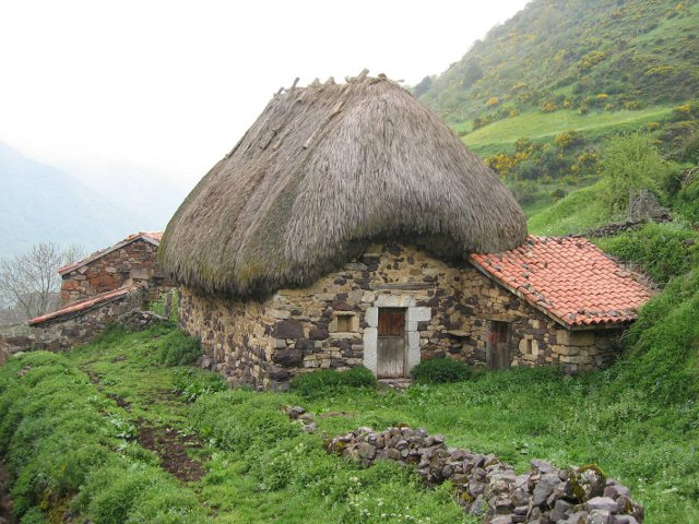 Asturias - Braña Somiedo