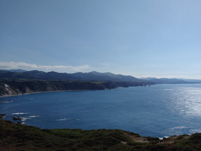 Asturias - Cabo de Vidio