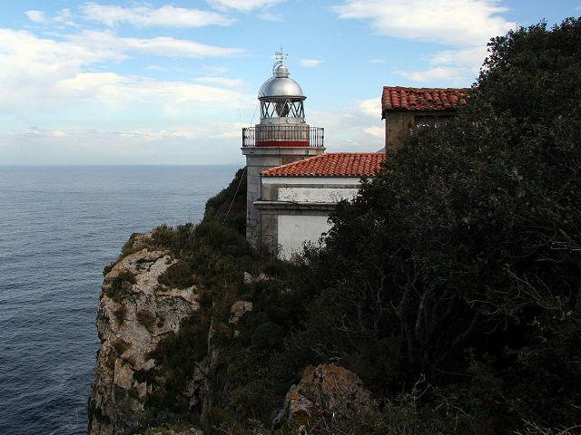 Asturias - Faro de San Emeterio
