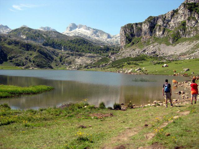 Asturias - Lagos de Covadonga