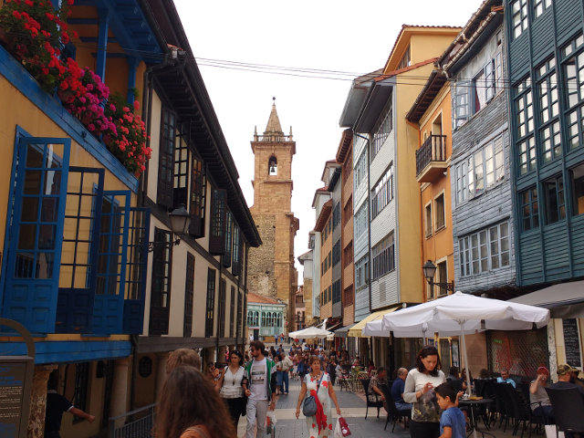 Asturias - Oviedo - El Fontán