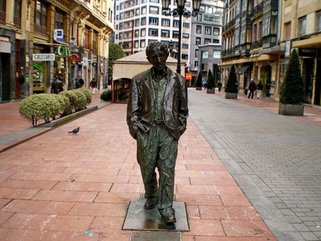 Asturias - Oviedo - Woody Allen