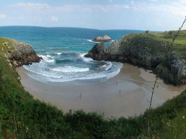 Asturias - Playa Poo