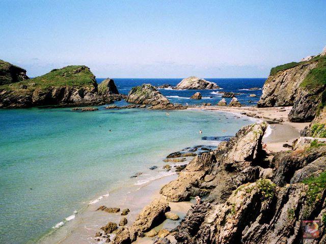 Asturias - Playa Porcía
