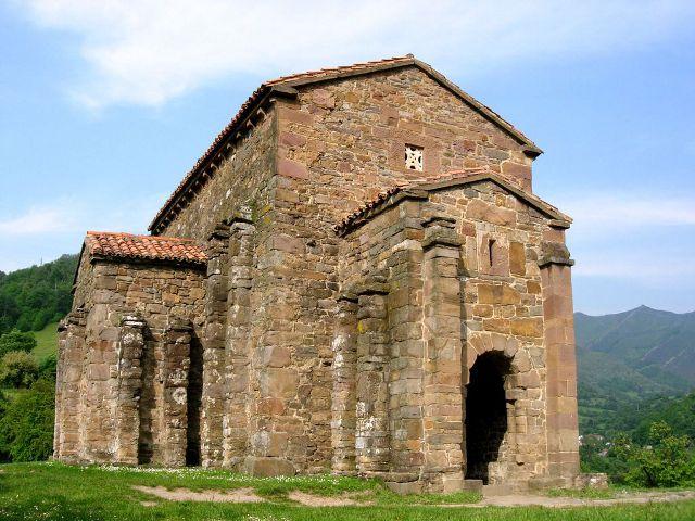 Asturias - Santa Cristina de Lena