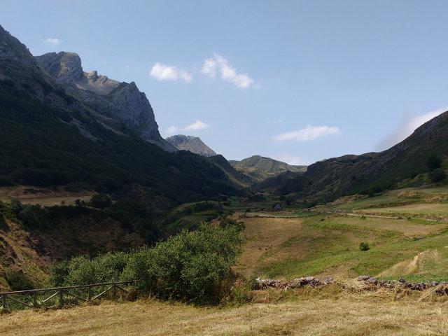 Asturias - Somiedo - Vistas desde La Peral