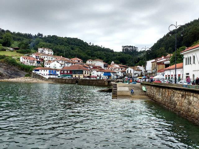 Asturias - Tazones