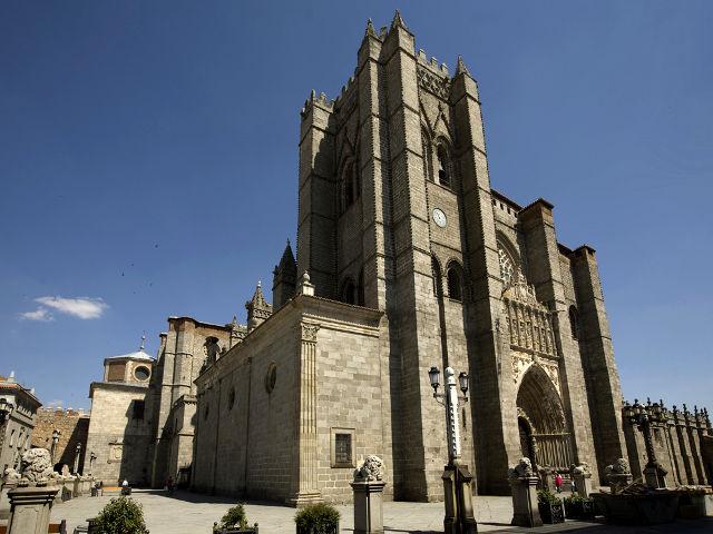 que visitar en Avila - Catedral