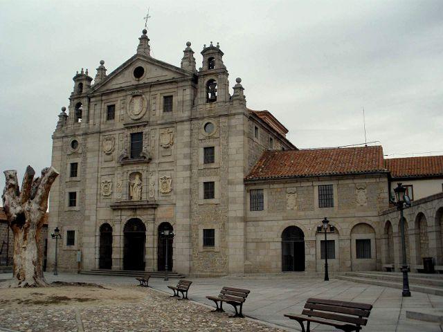 Visitar Avila en un dia- Convento Santa Teresa