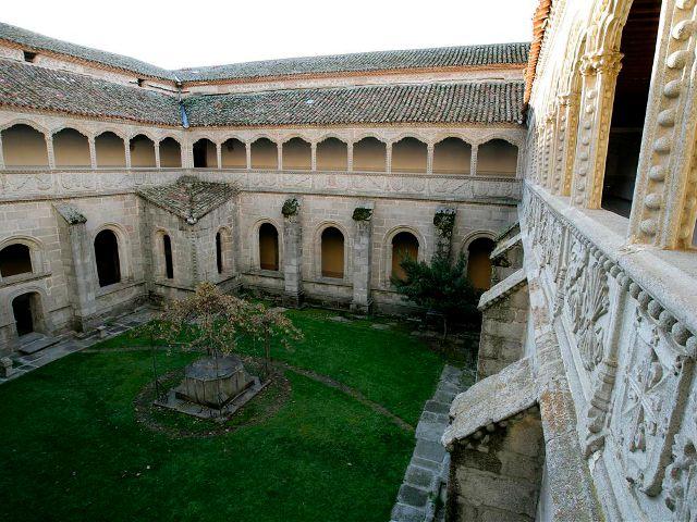 Avila - Monasterio Santo Tomás