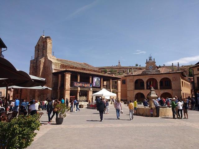 Lo mejor del Nordeste de Segovia: Riaza, Ayllón y Maderuelo