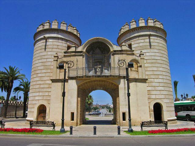 Que ver en Badajoz - Puerta de Palmas