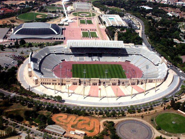 Anillo Olimpico de Barcelona