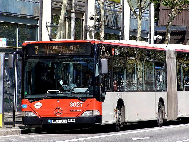 Barcelona-Autobuses