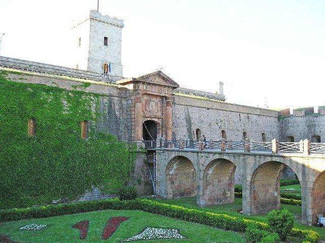 Paseo por Barcelona - Castillo de Montjuic