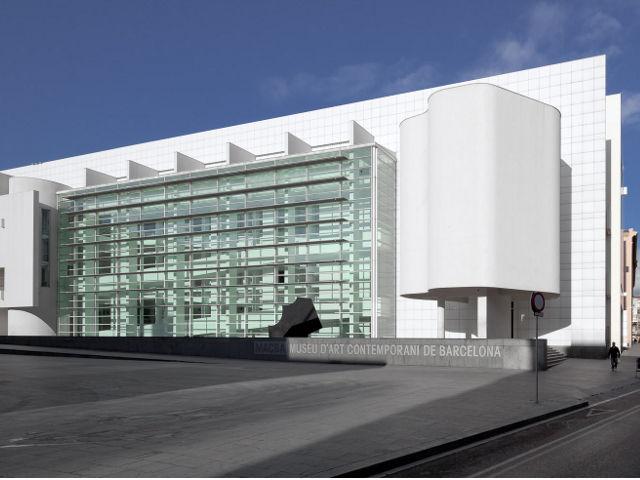 Visitar el Museo de Arte Contemporáneo de Barcelona