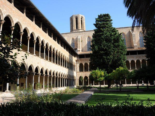 Visitar el Monasterio de Pedralbes de Barcelona