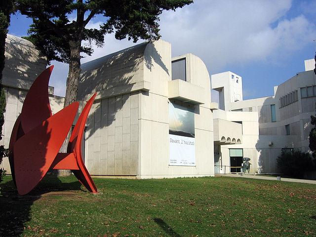 Barcelona - Museo Fundacio Joan Miro