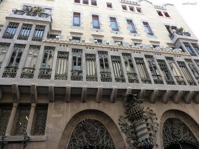 Que hacer en Barcelona en 4 dias - Palacio Guell