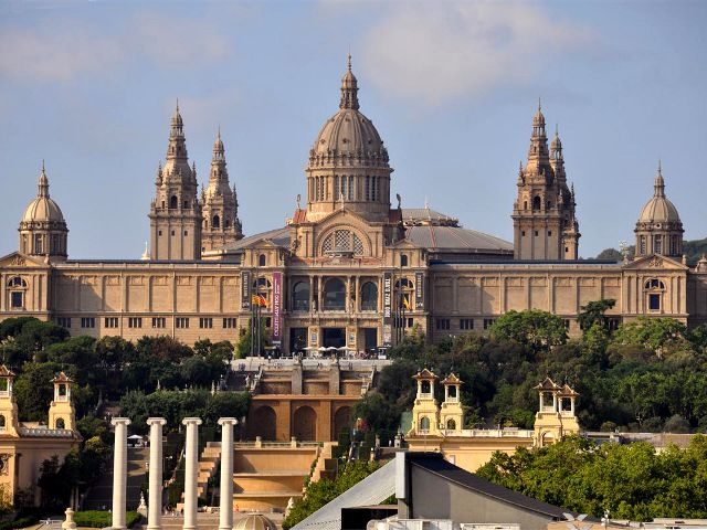 Barcelona - Palacio Monjuic