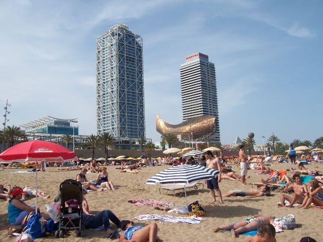 Las mejores playas de Barcelona para disfrutar de un día de sol