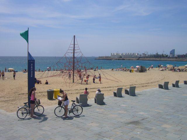 Barcelona - Playa Nova Icaria
