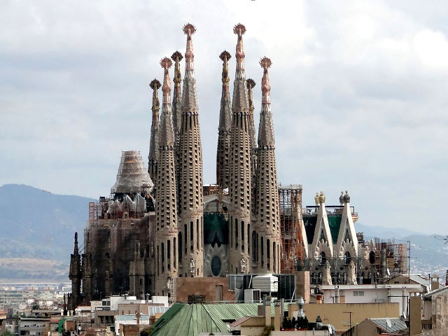 que ver en Barcelona en 3 dias - Sagrada Familia