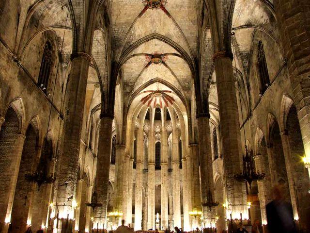 Basílica de Santa María del Mar - La Catedral del Mar
