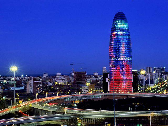 La Torre Agbar de Barcelona, ¿se puede subir a su mirador?