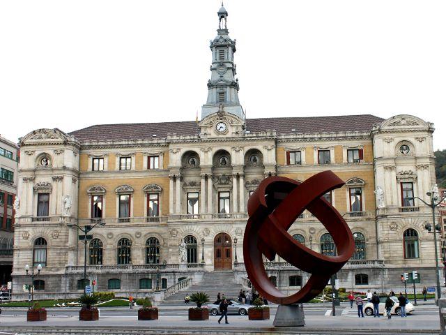 Que visitar en Bilbao en un dia - Ayuntamiento