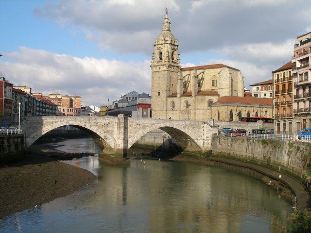 Paseando por el Casco Viejo de Bilbao. Lo mejor que visitar