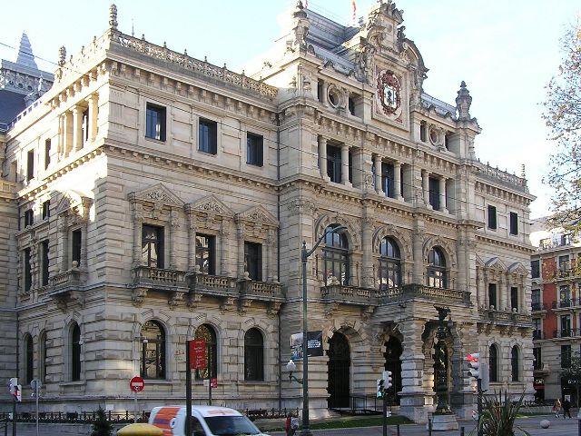 Bilbao - Palacio Foral