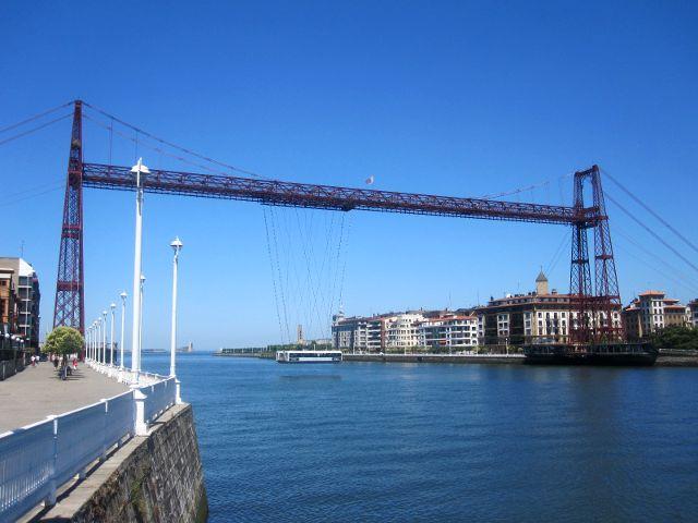 Bilbao - Puente Colgante