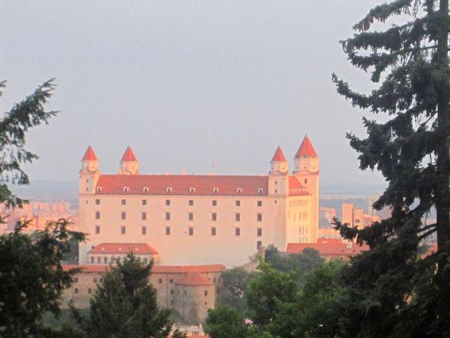 Bratislava - Castillo