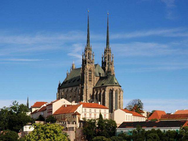 Brno - Catedral de San Pedro y San Pablo