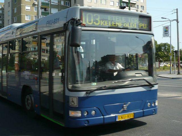 Budapest - Autobús