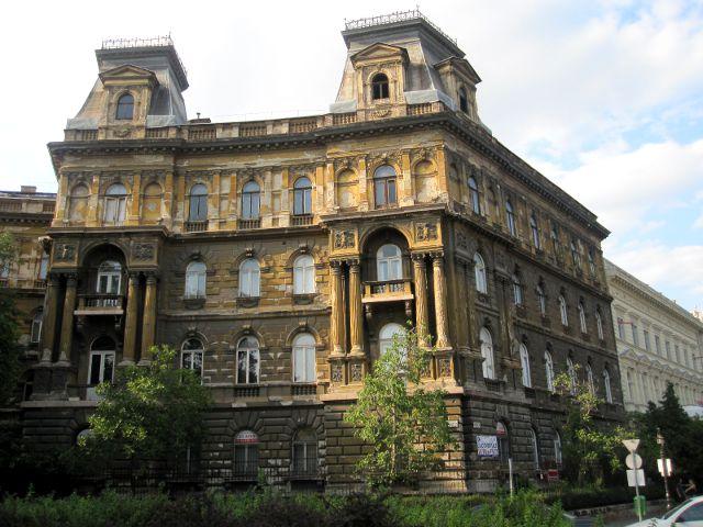 La Avenida Andrassy de Budapest. Patrimonio de la Humanidad